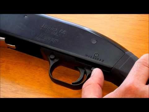 Maverick 88 Security 12 Gauge Shotgun 8 round capacity