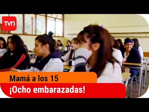 Mamá a los 15 | T01E04: ¡Ocho amigas embarazadas!