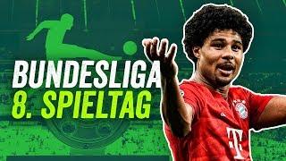 ALLE patzen - bis auf Dortmund! Gnabry ist weltklasse! Onefootball Bundesliga Rückblick