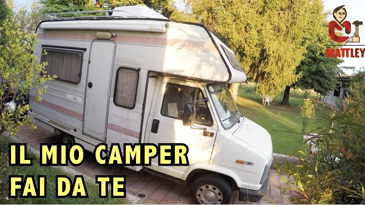 Schema Elettrico Camper : L interno del mio camper fai da te youtube