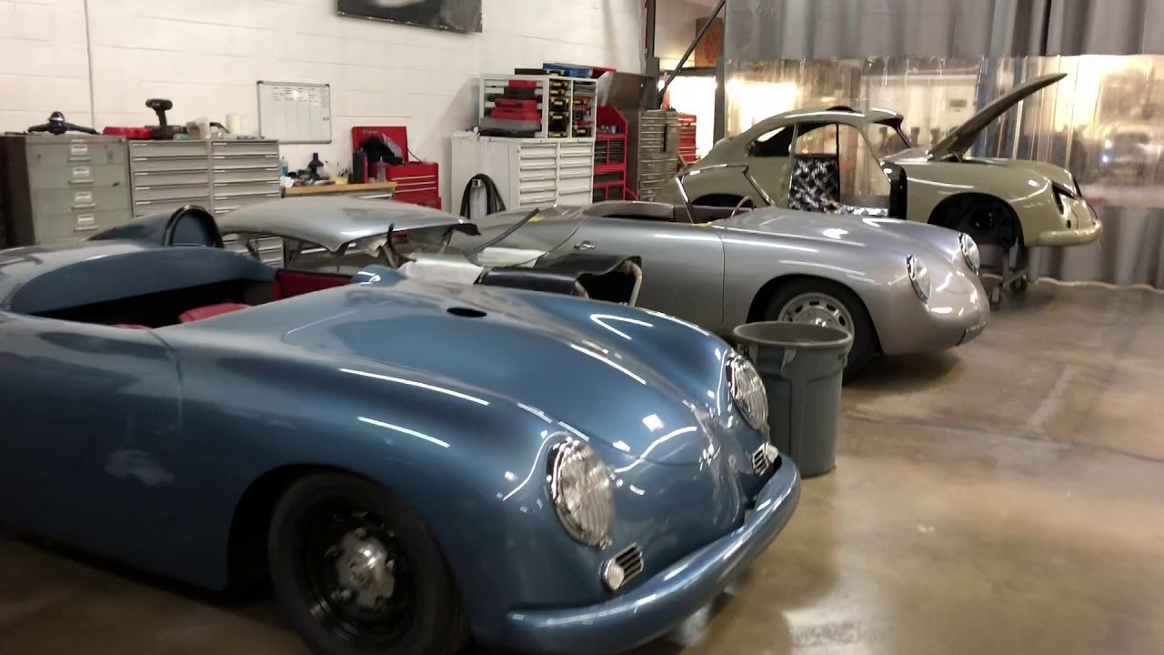 Home Of Rod Emorys Porsche 356 Outlaws