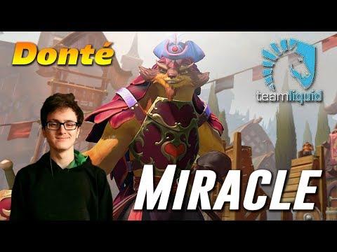Miracle Pangolier [Rolling Thunder!] Dota 2