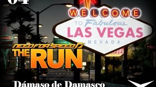 04.Death Valley (Need for Speed The Run) // Gameplay Español
