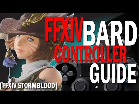FFXIV Bard Controller and Macro Guide