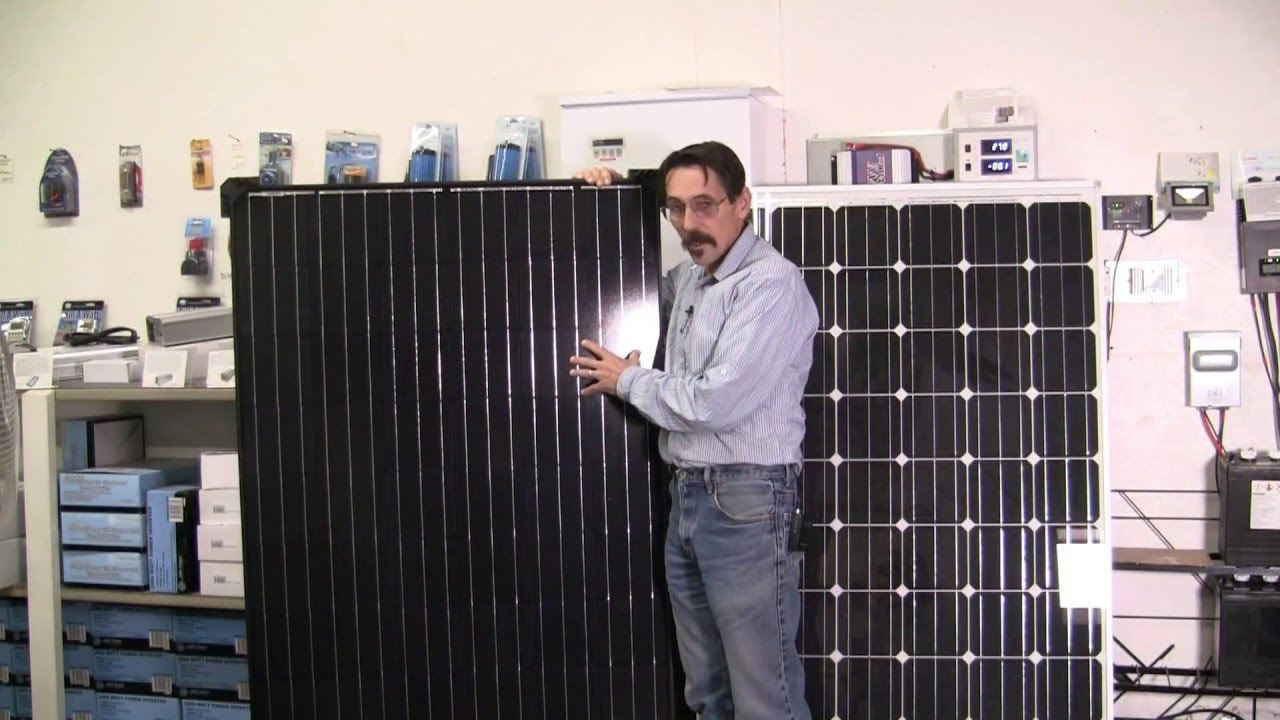 Missouri Wind And Solar Usa Solarworld Panels Youtube Power From Turbine Or Panel To House Wiring