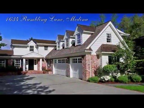 1634 Rambling Lane, Medina | Luxury Home, Anna Riley