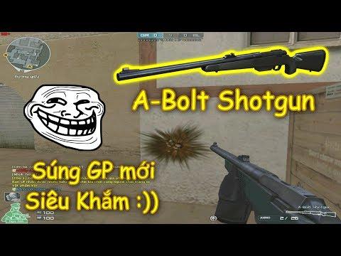 [ Bình Luận CF ] A Bolt Shotgun - *»..Pïñö..«*