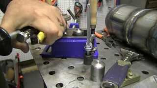 Remove a Broken Tap, Exhaust Stud, or Pressed Pin with TIG welder