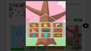 [EDUCATIONAL] Puzzle adventure for kids. Puzzles for kids - Newest Android Game Latest APK