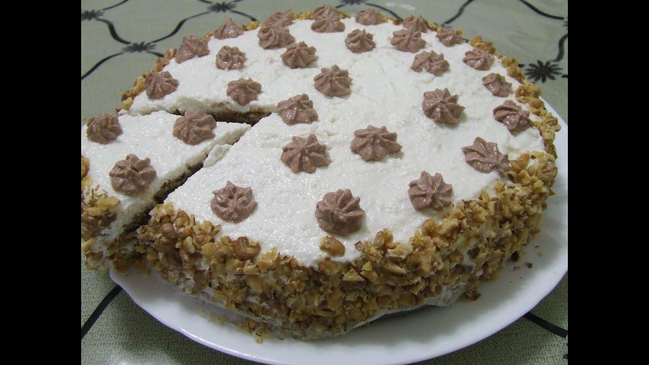 торт из гречневой муки рецепты