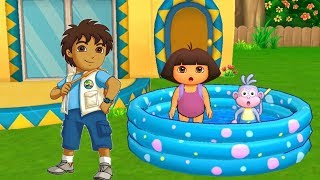 Video Dora The Explorer Game Seri Baru Sebagai Hi Kartun, Hewan Ternak download MP3, 3GP, MP4, WEBM, AVI, FLV Oktober 2019
