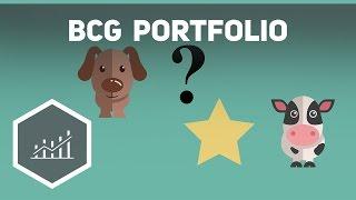 bcg portfolio einfach erklrt