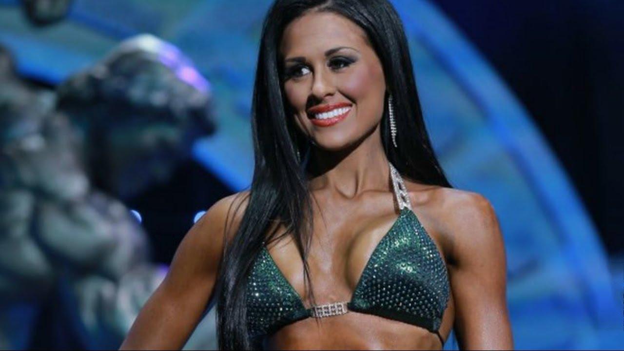 female fitness motivation workout - Ashley Kaltwasser