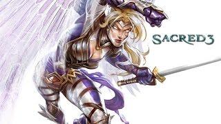 Sacred 3 -Gameplay Multi - PS3 - Malakim/Safiri (DLC.FR)