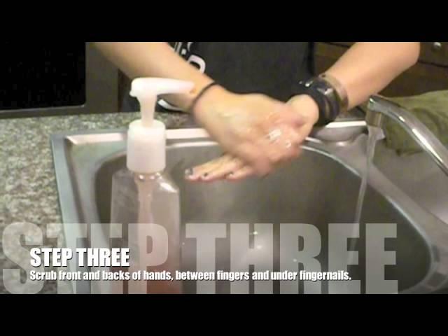 653 Hand Washing Infomercial