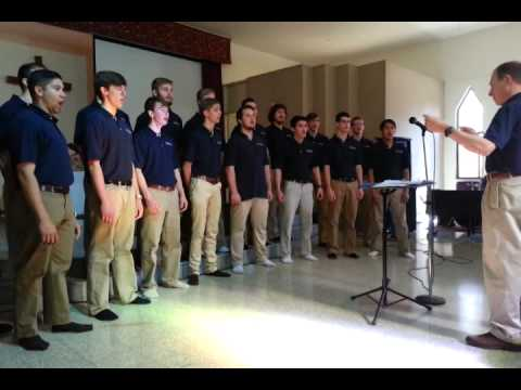 Moody Men's Collegiate Choir — I Know a Fount