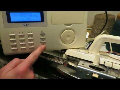 Youtube-Tutorial: 3 Dinge müsst ihr tun um Anzufangen zu Stricken auf der Brother KH 970