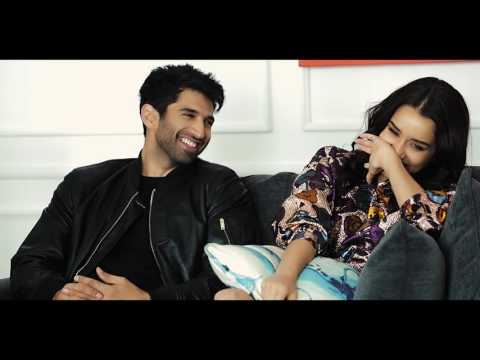 Shraddha Kapoor and Aditya Roy Kapur steam up for a Filmfare cover shoot