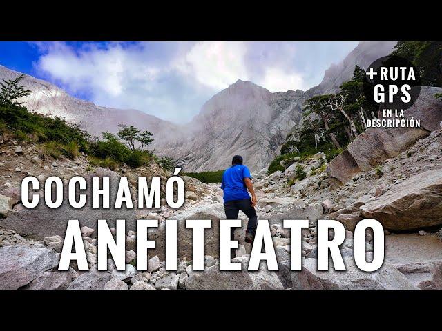 Cochamó sendero Anfiteatro en 4K: Trekking en Chile 9,5 Kms (Ep. 5/5)