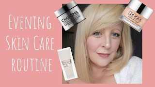 MY NIGHT TIME SKIN CARE ROUTINE HIGH END TO SUPERMARKET