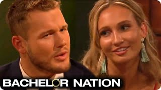 The Story Of Bri And Her Australian Accent | The Bachelor US