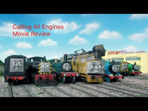 Calling All Engines Movie Review