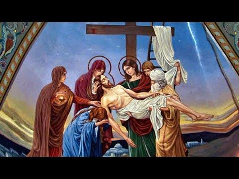 Церковный календарь 27 апреля 2019. Великая Суббота. Погребение Иисуса Христа и Сошествие Его во ад.