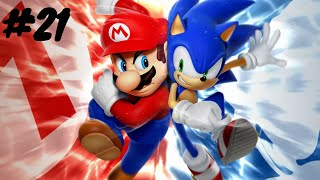 Mario & Sonic at the Rio 2016 Olympic Games - Heroes Showdown #21