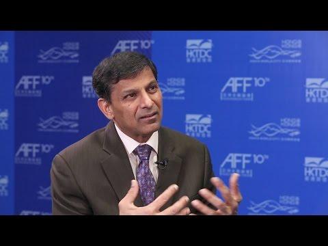 Raghuram Rajan at AFF: Belt and Road Boon