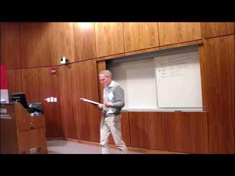 Partnership Taxation Lecture 10 Nov 8, 2017