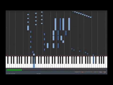 Castlevania - Empty Tome (Piano tutorial)