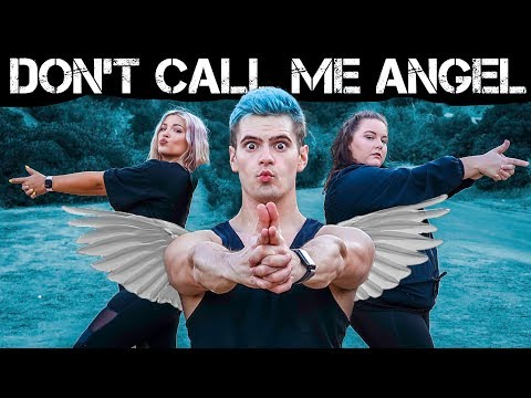 """Feel Your Abs Working With This New Dance Workout to """"Don't Call Me Angel"""""""