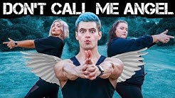 Ariana Grande, Miley Cyrus, Lana Del Rey - Don't Call Me Angel | Caleb Marshall | Dance Workout