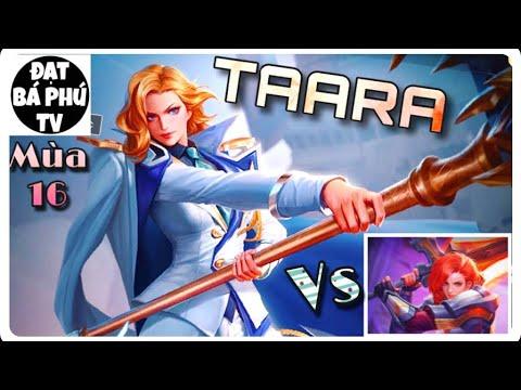 Liên quân Mobile | TAARA mùa 16 | Solo với ASTRID và cái kết ?!!