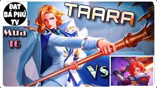 Liên quân Mobile   TAARA mùa 16   Solo với ASTRID và cái kết ?!!