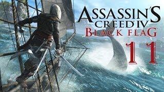 刺客教條4:黑旗 (11) - 與黑鬍子並肩作戰【Assassin's Creed IV: Black Flag】