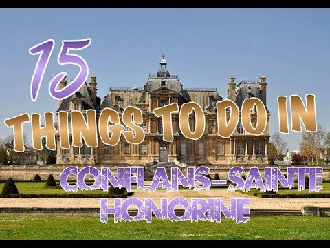 Download Top 15 Things To Do In Conflans Sainte Honorine, France
