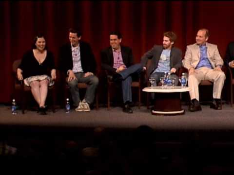 Family Guy - Borstein on Working with the Boys (Paley Center