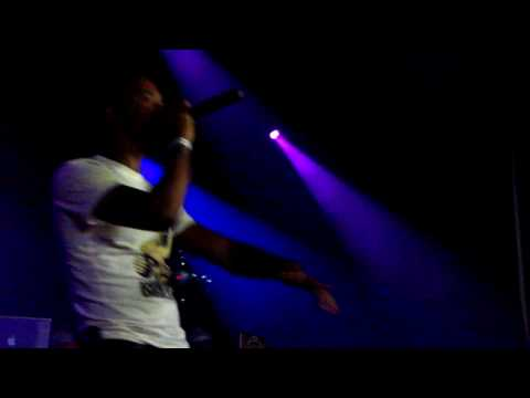 Dead Prez- Don't Hate My Grind / W-4 @ Highline Ballroom, NYC