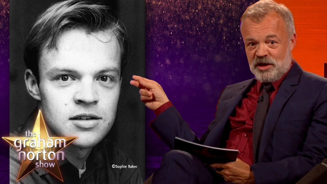 Graham Norton Reveals His First EVER Headshot | The Graham Norton Show