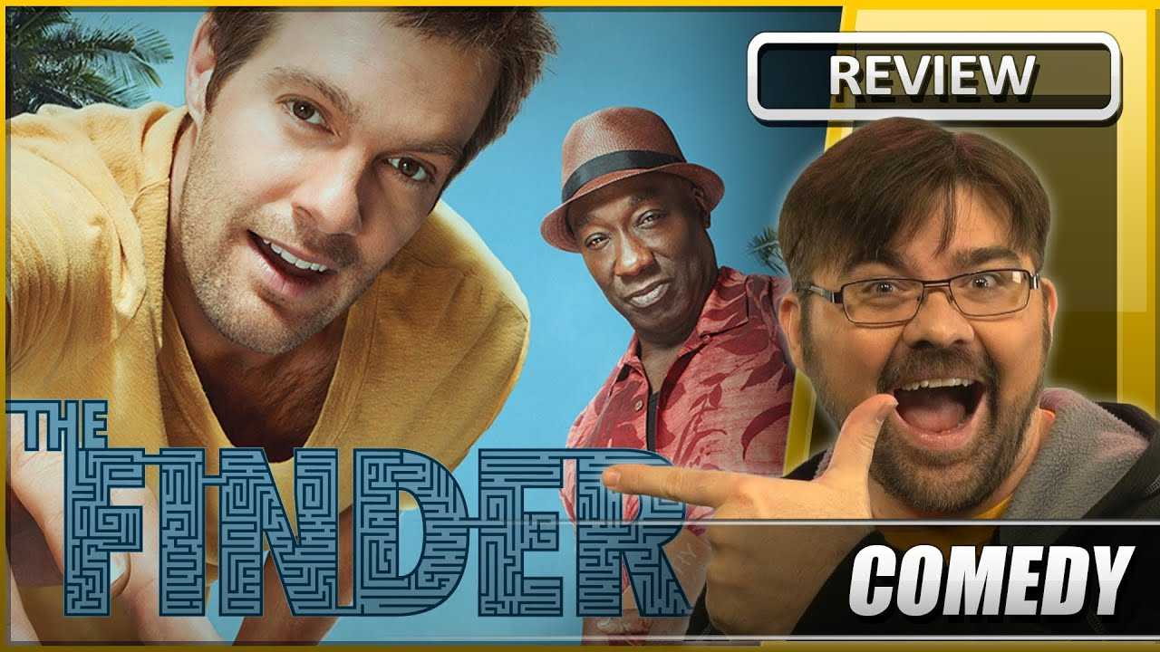 Download The Finder - TV Review (2012)