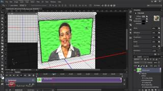 Video Material in Adobe Photoshop CC