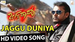 "Watch 'jaggu duniya' full hd video song from the movie ""jaggu dada"" starring challenging star darshan & deeksha seth directed by raghavendra hegde, music com..."