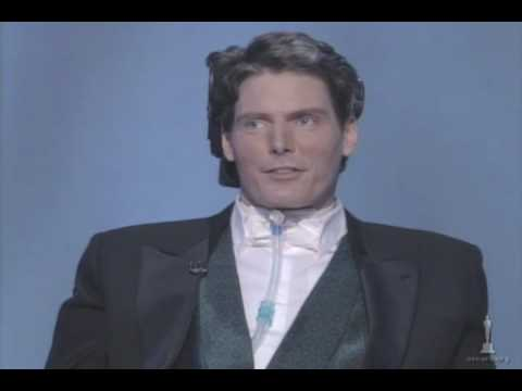 Christopher Reeve at the Oscars®