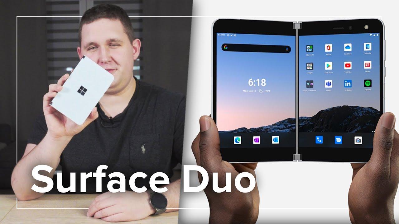 Sprawdziliśmy Surface Duo. ZABIJCIE TO, ZANIM ZŁOŻY JAJA
