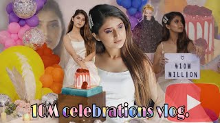 10M Celebration Vlog | Arishfa Khan