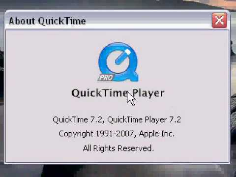 quicktime player indir