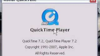 How to get QuickTime Pro for free! (Pc and Mac)