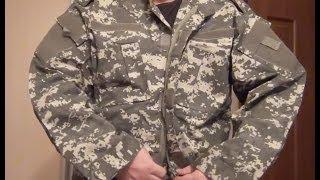 Обзор американской военной униформы made in China(BDU ACU Camouflage Army Military uniform combat - 44$, 2013-11-06T18:59:06.000Z)