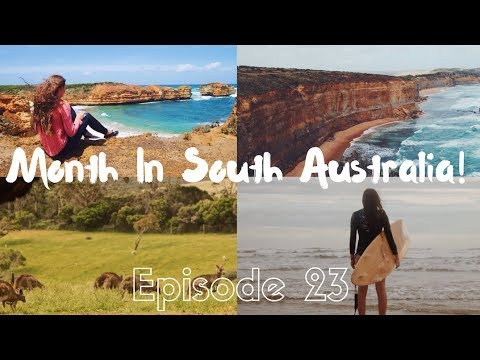 A MONTH IN SOUTH AUSTRALIA!  // EFRT EPISODE 23